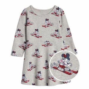 Baby Gap X Disney Minnie Knit Dress